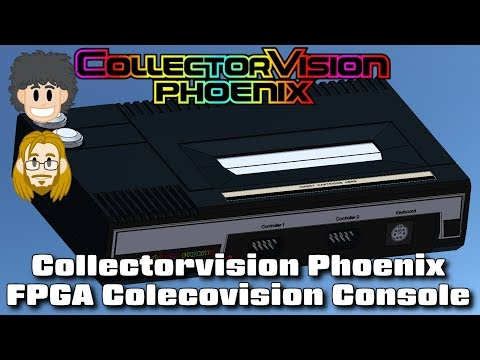 Repeat CollectorVision Phoenix Prototype System - FPGA