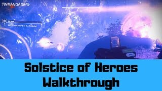 Destiny 2 Solstice of Heroes Walkthrough #2