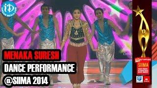 Keerthi Suresh Energetic Dance Performance @ SIIMA 2014, Malaysia