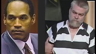 OJ Simpson/Steven Avery- A Brief Comparison Of Some Aspects Of The Cases