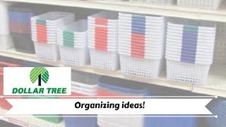 Dollar Tree Organizing Ideas | Budget Organization | Priyanka Uppal