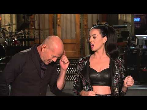SNL Promo Bruce Willis and Katy Perry HQ