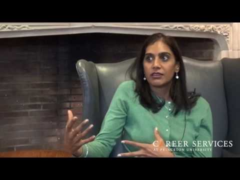 """Asha Rangappa defines success: """"Success is being authentically who you are"""""""
