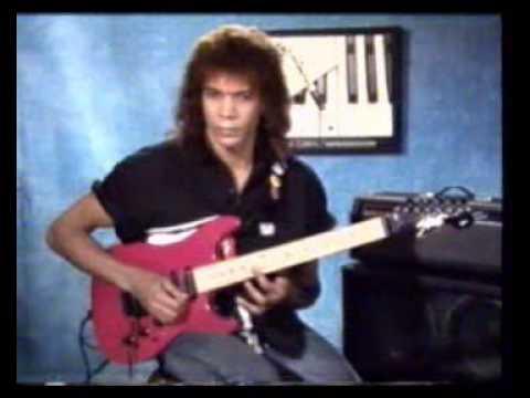 Hot lick video guitar