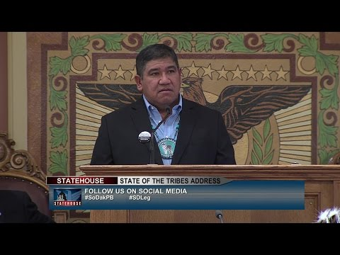 The 2016 State of the Tribes Address to the South Dakota Legislature