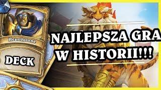 NAJLEPSZA GRA W HISTORII!!! - HOLY WRATH PALADIN - Hearthstone Deck (Rastakhan's Rumble)