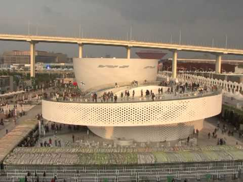Shanghai World Expo draws to a close