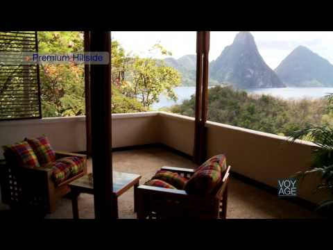 Anse Chastenet - St. Lucia, Caribbean - On Voyage.tv