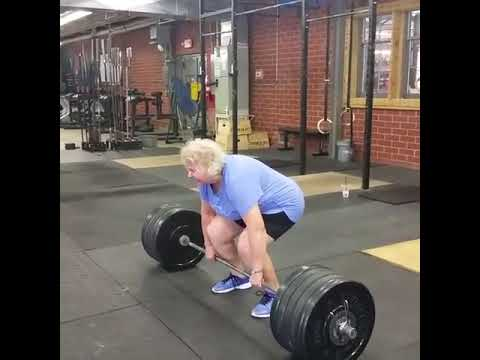 Joey Brooks - Deadlift Nana!