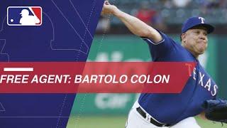 Bartolo Colon to enter free agency this offseason