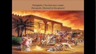 SEPTICFLESH - PERSEPOLIS - LYRICS