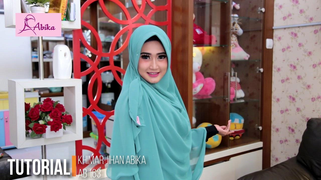 Tutorial Khimar Jihan Abika Youtube Hijab