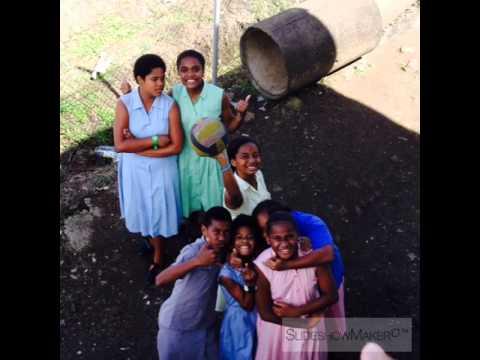 class 8 girls of suva primary skul FIJI..girls just wanna have fun.