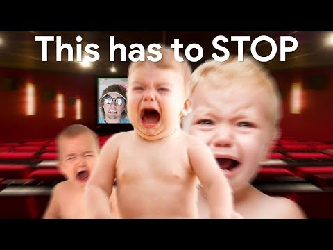 Babies in Movie Theaters