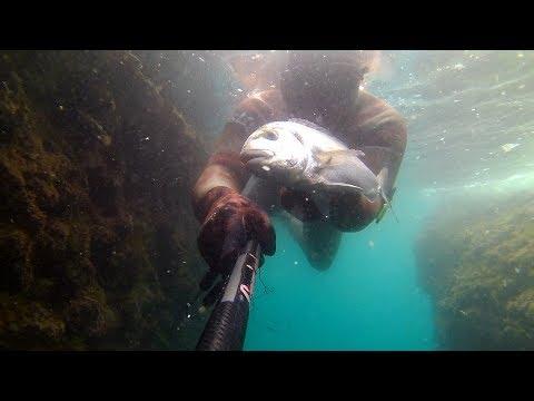 Podvodni ribolov 2018 (Duga zima)