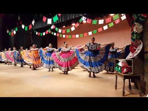 2018 PUSD Ballet Folklórico Spring Performance