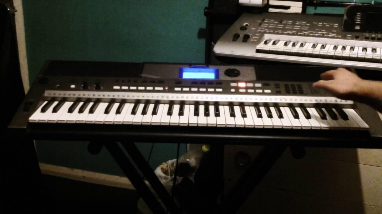 Yamaha PSR-E443 Keyboard 30 Demonstration Songs Part 1/2