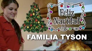 Fiesta de Navidad 2014 Con Mi Familia