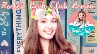 Zoella Book Club Review | Books and Beauty