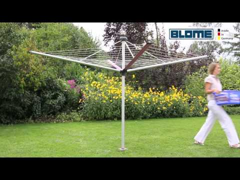 BLOME DuoMatic Rotary Clothes Dryer