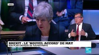 """Brexit : """"La situation est grave pour Theresa May"""""""