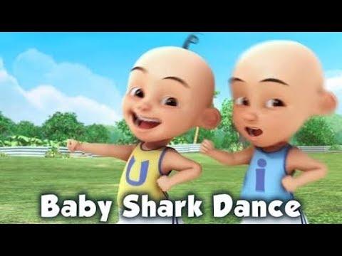 baby-shark-dance- -upin-ipin- 