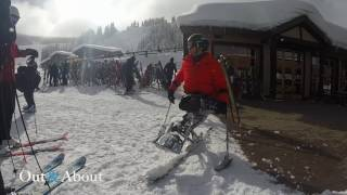 Out & About Vail Veterans Program  - 01.24.17