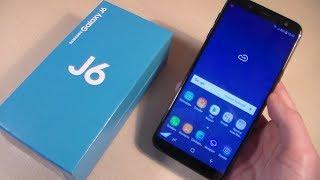 Обзор Samsung Galaxy J6 2018 (J600F)