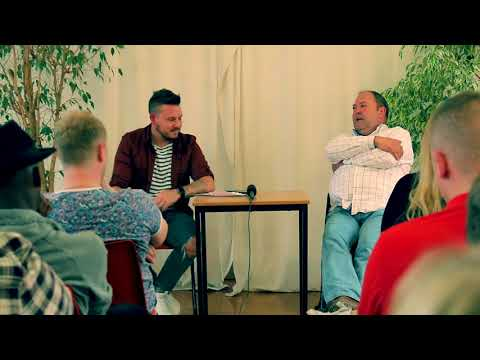 Mark Addy Interview