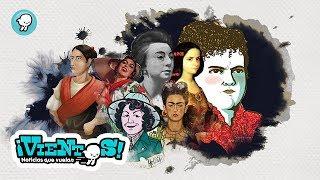 """Breves: """"Tres mujeres importantes de la historia de México"""""""