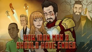 How Iron Man 3 Should Have Ended thumbnail
