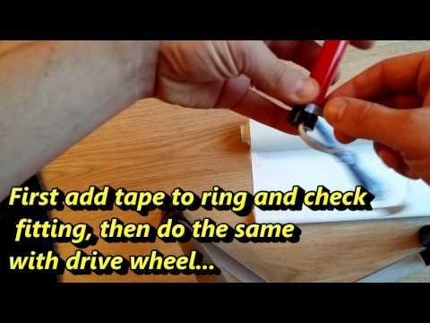 Roller Shade Tubular Motor DIY Installation Instru