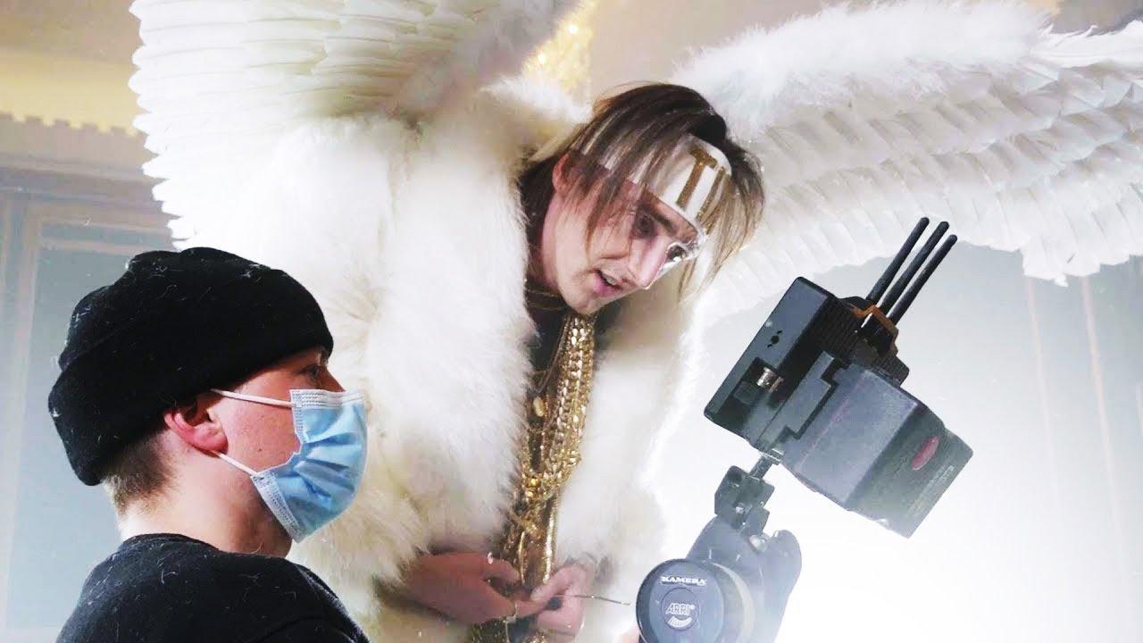 TIX - Fallen Angel (Behind the scenes)