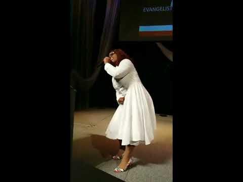 Evangelist Danielle Williams-McCord