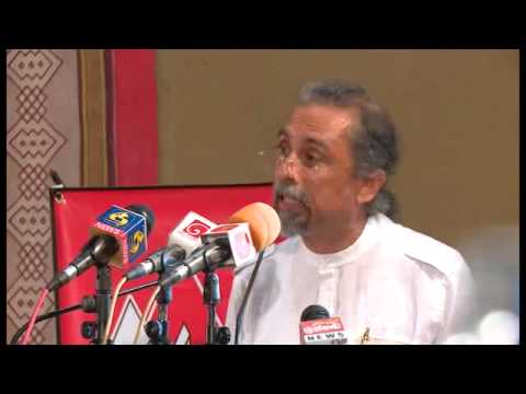 Premakeerthi De Alwis Memorial Speech by Saman Athaudahetti