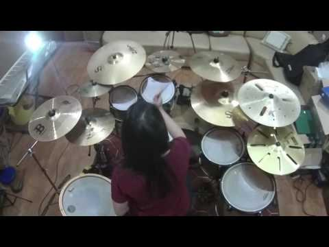 Light Of Jesus Worship Indonesia (LOJW) Medley Songs - Drum Cover