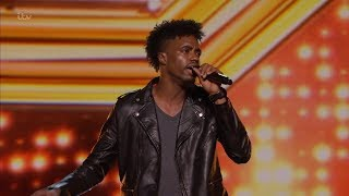 The X Factor UK 2018 Dalton Harris Auditions Full Clip S15E06 thumbnail