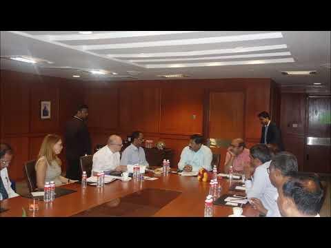 International Seed Testing Association - ISTA Secretary General Visits to Hyderabad