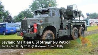Leyland Martian 6x6 6.5 litre Straight-8 Petrol Military Recov…