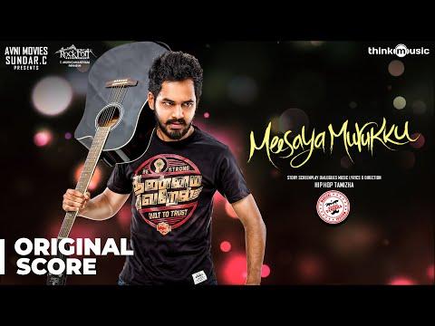 Meesaya Murukku - Original Background Score | Hiphop Tamizha, Aathmika, Vivek | Jukebox
