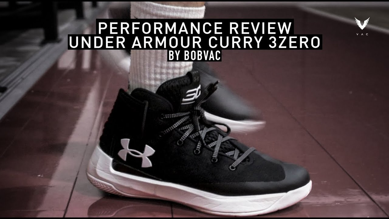 low priced 0dc54 9acd9 Under Armour Curry 3ZERO [Performance Review] (Thai)