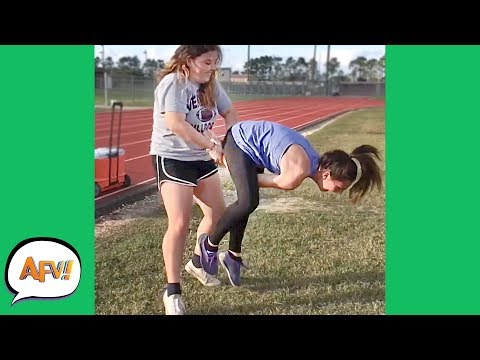 List of Really BAD IDEAS Funniest Fails  AFV 2019