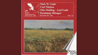 Concerto for violin and orchestra, Op. 33 (1911) : Rondo: Allegretto scherzando
