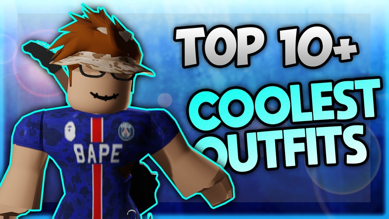 10 Boy Outfit Ideas Roblox 2018 Top 10 Coolest Roblox Boy Outfits Of 2020 Fan Outfits Youtube