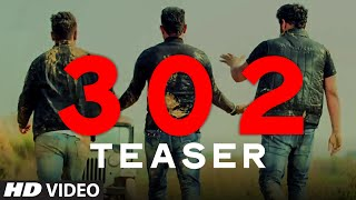 Geeta Zaildar 302 Fire Song (Teaser) Feat. Alfaaz, Money Aujla | Latest Punjabi Video