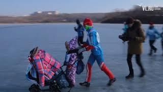 VL.ru - Ледовый полумарафон Honor Vladivostok Ice Run-2018