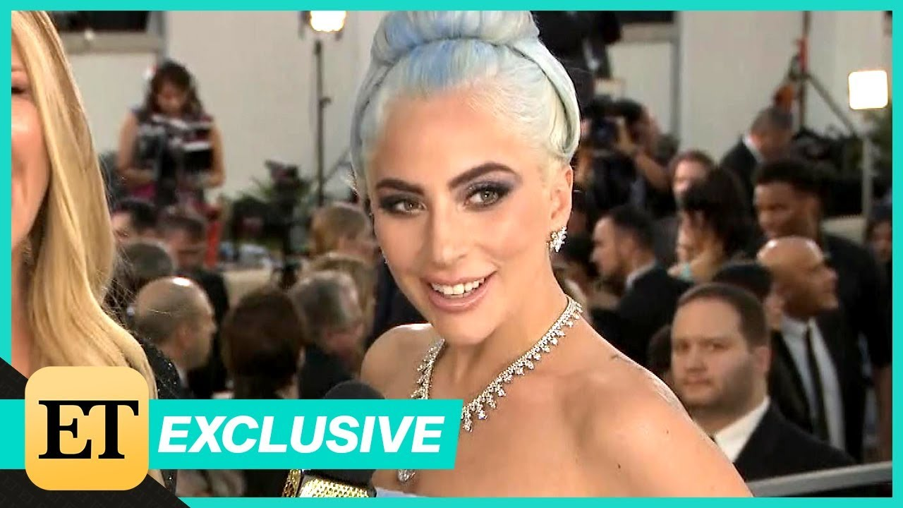 Golden Globes 2019: Lady Gaga Reacts to Channeling Judy Garland at 2019 Golden Globes (Exclusive)