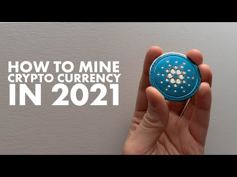 How To Mine CryptoCurrency... In 2021