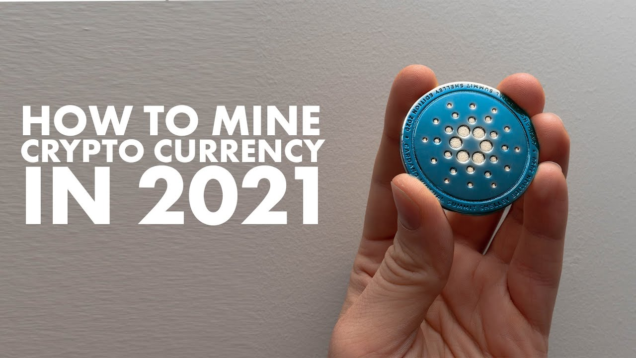 bitcoin mining 2021