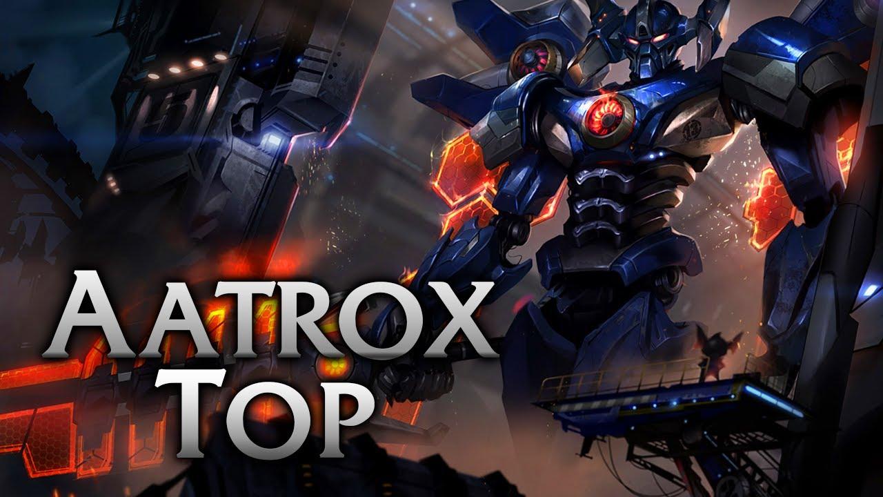 When Will Aatrox Be Reworked